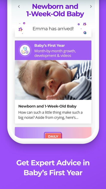 Pregnancy & Baby Tracker WTE screenshot-5