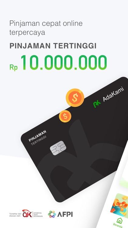AdaKami-Pinjaman Uang Online