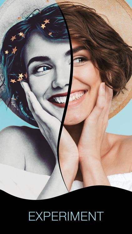 Visage: airbrush photo & face