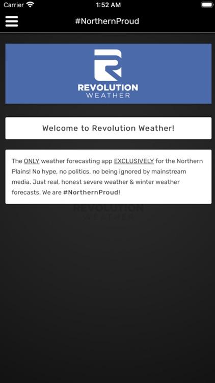 Revolution Weather