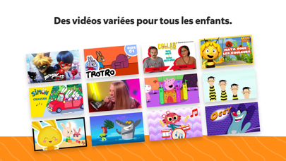 messages.download YouTube Kids software