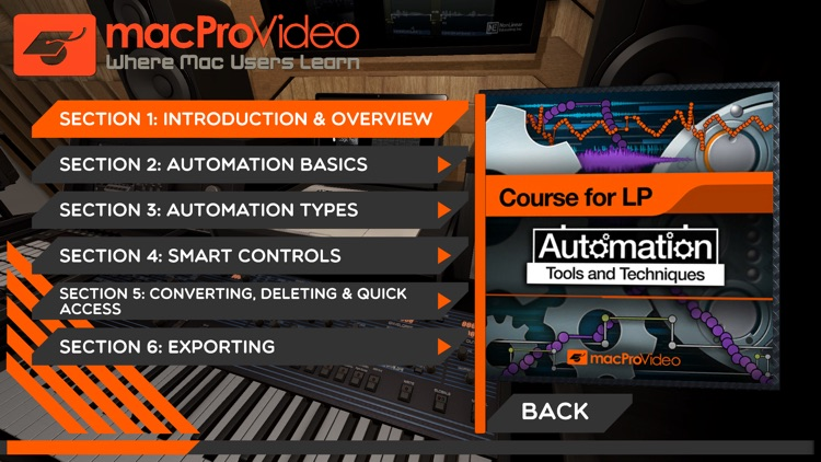 Automation Tools Course for LP
