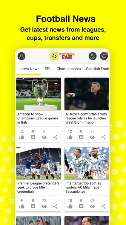 Football Fan - Where Fans Meet screenshot-9
