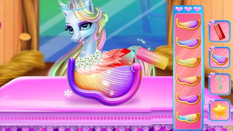 Rainbow Pony care screenshot-6