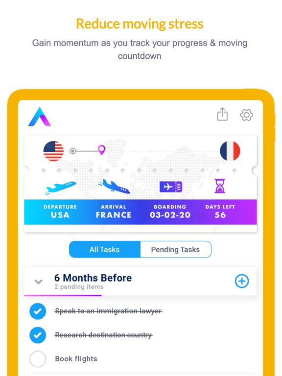 Avvinue: Moving Checklist+ Pro screenshot 7