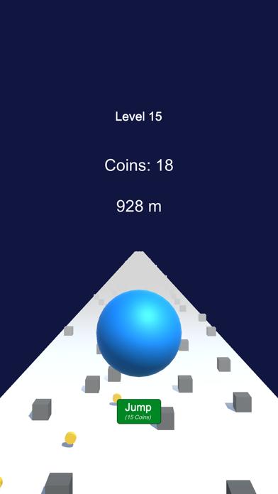 Crazy Ball Dash 3D screenshot 4