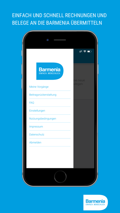 messages.download Barmenia RechnungsApp software