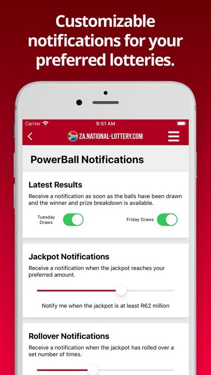 SA Lottery Results screenshot-4