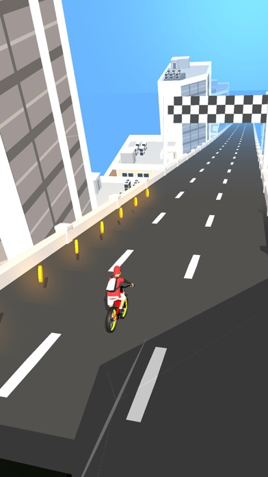 Bike Sprint 3D screenshot 6