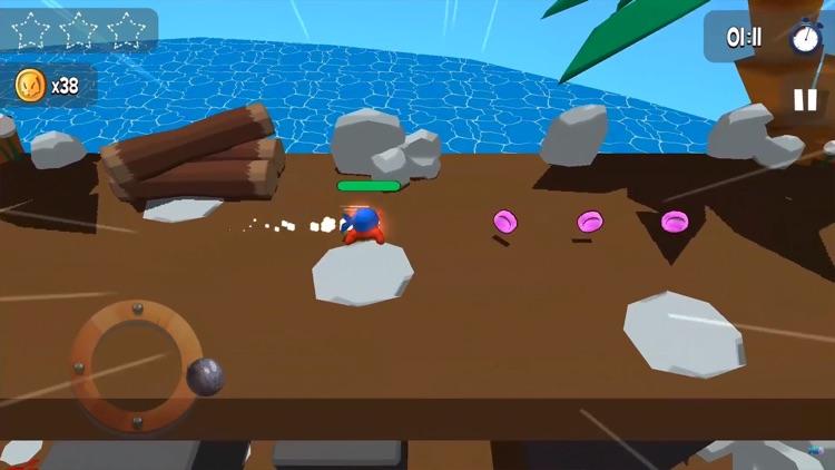 Kraken Land : Adventures screenshot-3