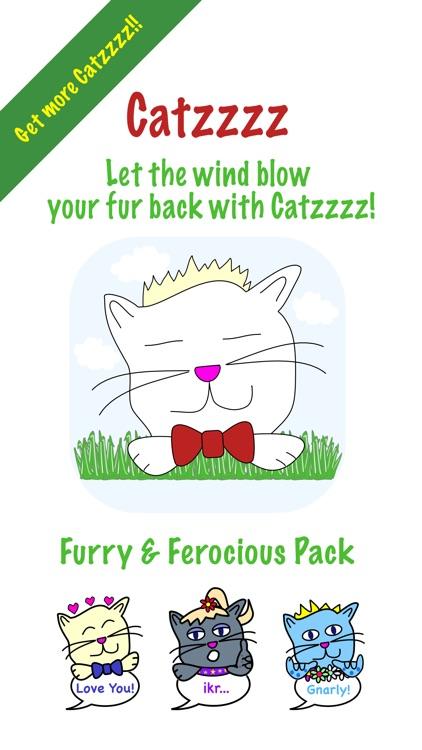 Catzzzz - Furry & Ferocious