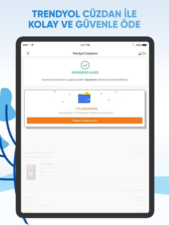 Trendyol - Online Alışveriş ipad ekran görüntüleri