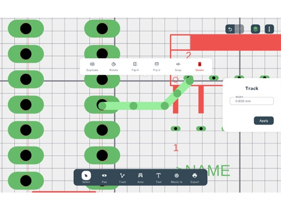 PCB Droid Lite screenshot 15