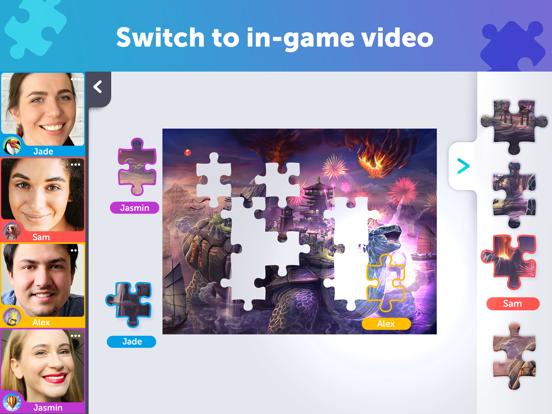 Jigsaw Video Party screenshot 13