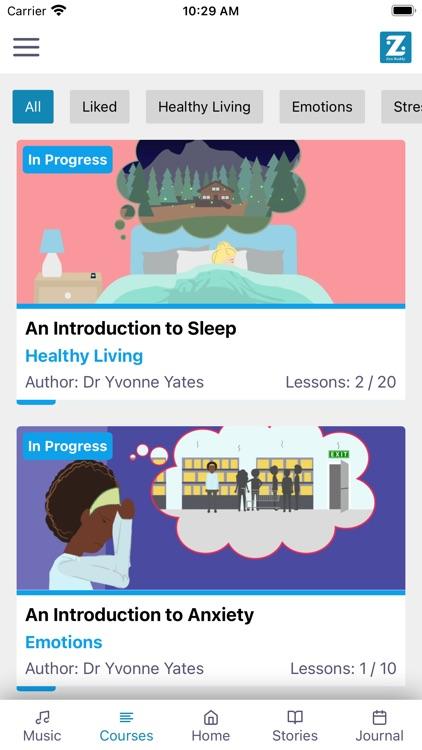 Zen Buddy: Wellness,Motivation screenshot-5