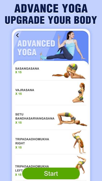 Yoga for Weight Loss at Home screenshot-5