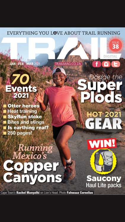 TRAIL Magazine South Africa