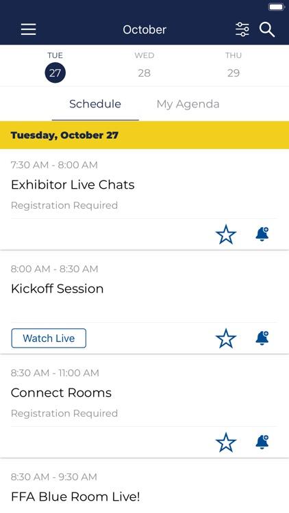 National FFA Events screenshot-4