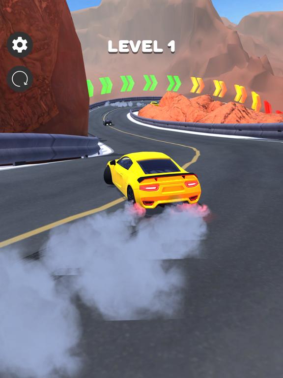 Downhill Drift! screenshot 5