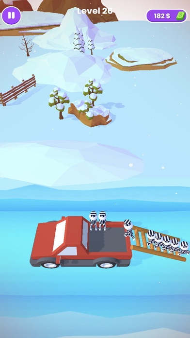 Prison Wreck: Destroy & Escape screenshot 6