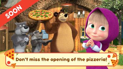 Masha and the Bear Pizzeria! screenshot 1