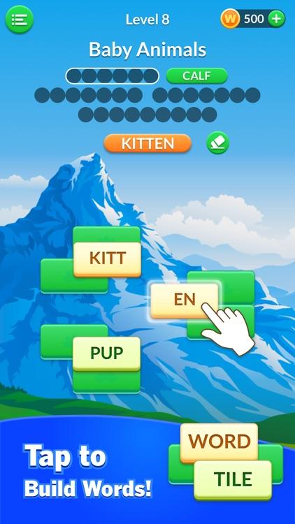 Word Tile Puzzle: Tap to Crush screenshot-0