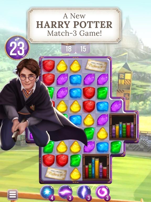 Harry Potter: Puzzles & Spells screenshot 5