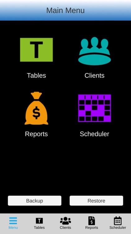 Restaurant Scheduling Software