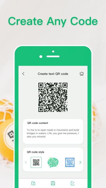 QR Code Scanner - Code Reader screenshot-3