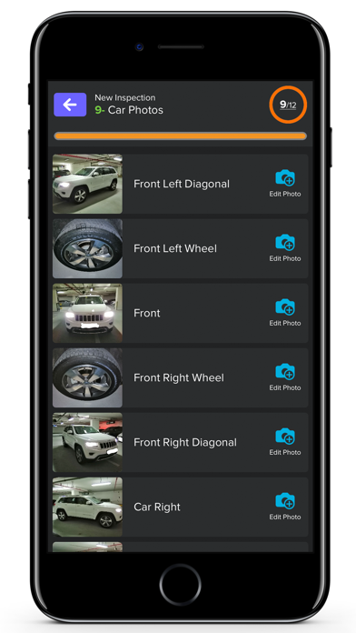 Carfirst inspections Screenshot