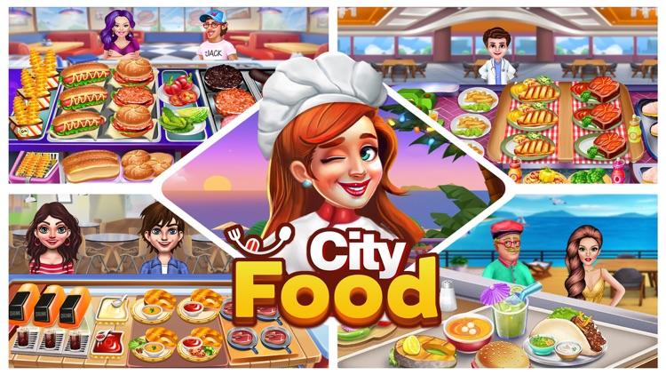 Cooking Food: Chef Craze Games
