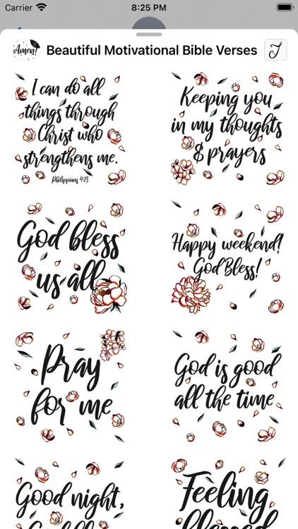Beautiful Motivational Bible screenshot-5