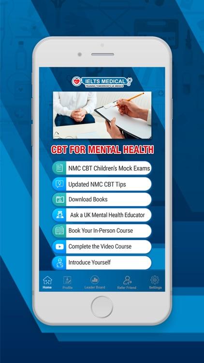CBT For Mental Health