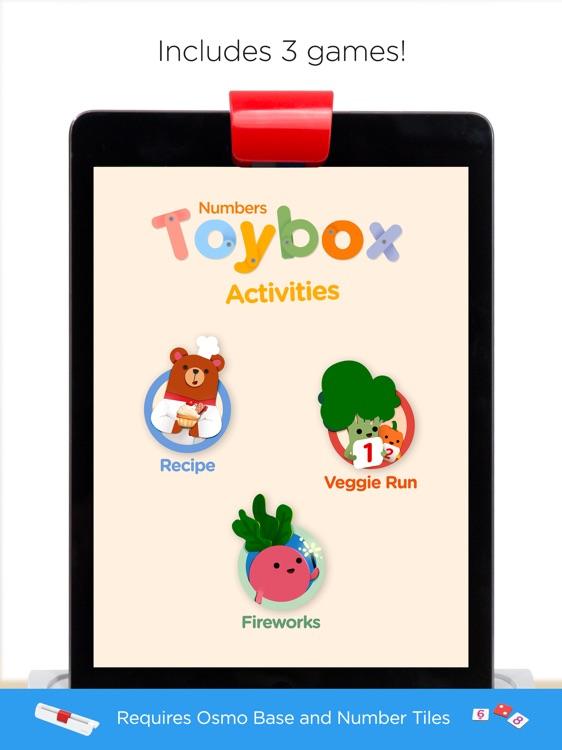 Osmo Numbers Toybox