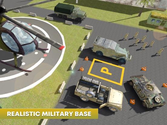 Army Parking Simulator screenshot 7