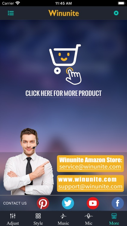 Winunite screenshot-4