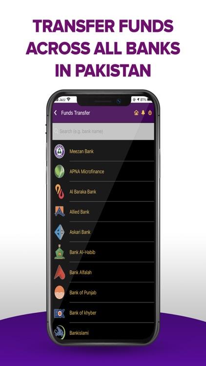 Meezan Mobile Banking screenshot-5