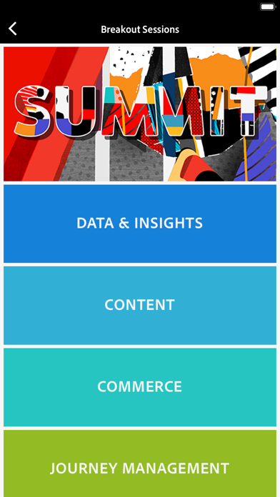 Adobe Summit On DemandScreenshot of 2
