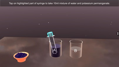 Matter has small particles screenshot 5