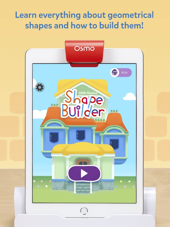 Osmo Shape Builder