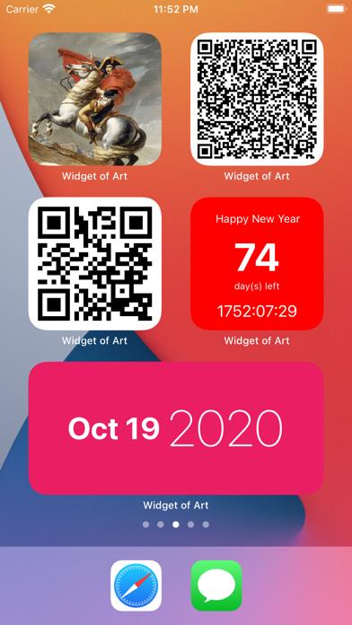 Widget of Art - Mini screenshot 10