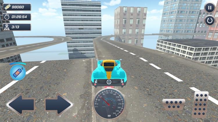 Ramp Stunt Car screenshot-5