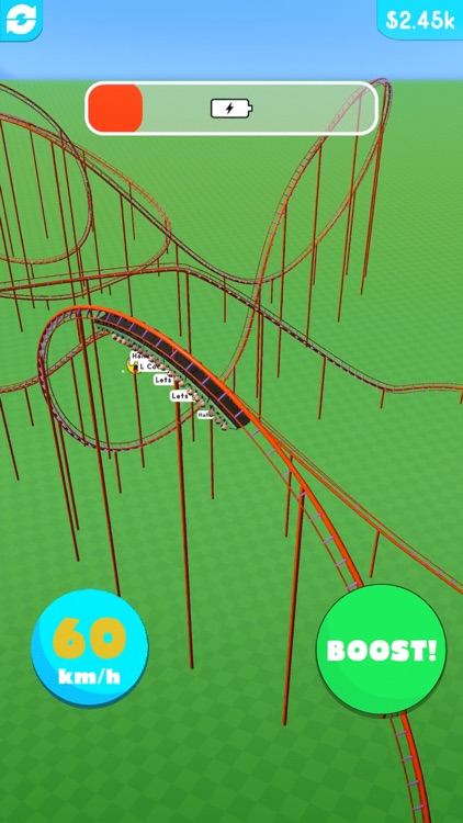 Hyper Roller Coaster screenshot-0
