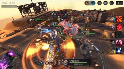 Heroes War: Counterattack screenshot 7