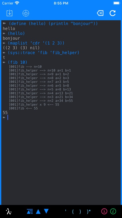 My Lisp screenshot-8