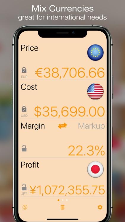 Margin+ (Margin Calculator) screenshot-4