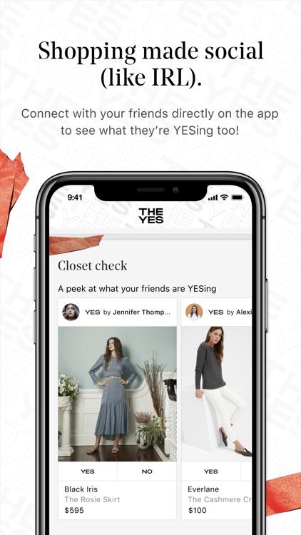 THE YES - Women's Fashion screenshot-7
