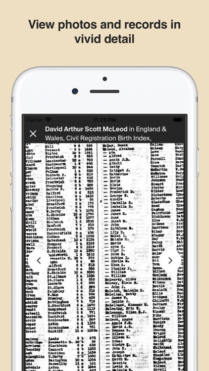 Ancestry: Your family story screenshot-4