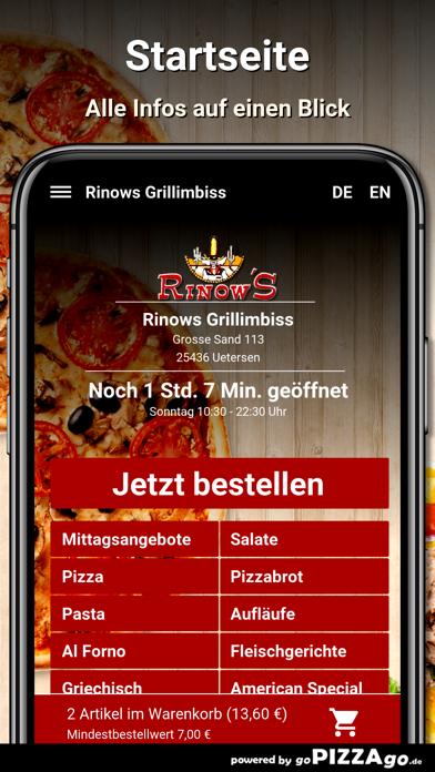 Rinows Grillimbiss Uetersen screenshot 2