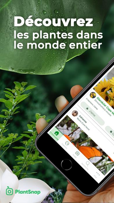 Screenshot #1 pour PlantSnap Pro: Identify Plants